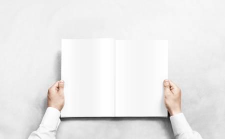 empty journal